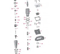 Stop Plate Injector Ford powerstroke 7.3 A1-23796